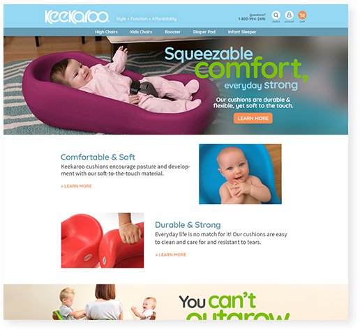 Featured Magento Site
